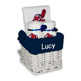 8 best cleveland indians baby gifts images on pinterest boston red sox small basket a 4 items boston red sox at designs by chad jake personalized baby gifts negle Images