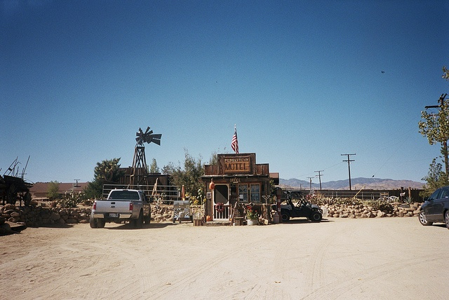 Oakley Annie's Pioneertown Motel – Pioneertown, California