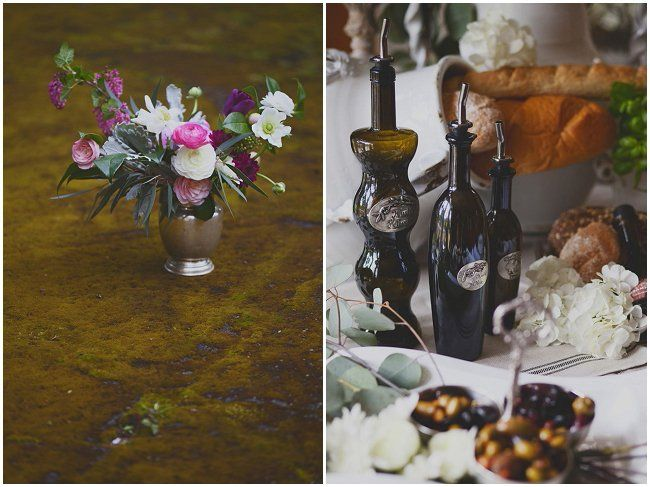 Romantic Italian wedding inspiration - see more at http://fabyoubliss.com