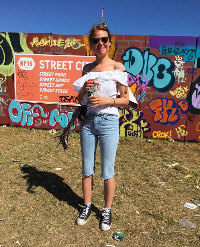 Streetstyle: God stil på Roskilde Festival 2015: Torsdag - Eurowoman