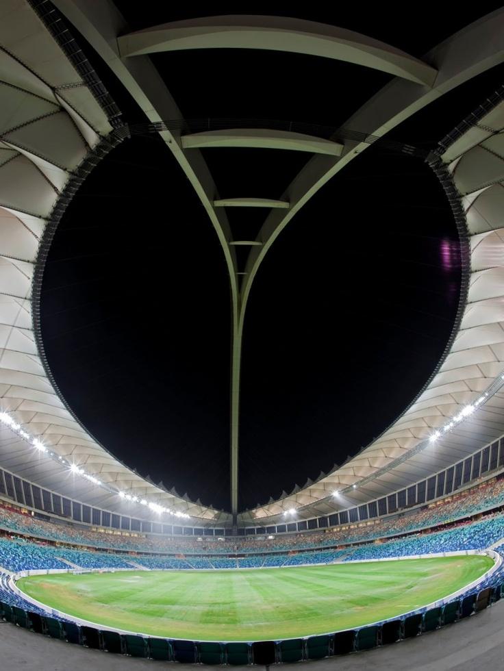 Moses Mabhida Stadium in Durban, South Africa
