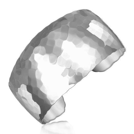 Massivt Hamrat Sterling Silver Armband
