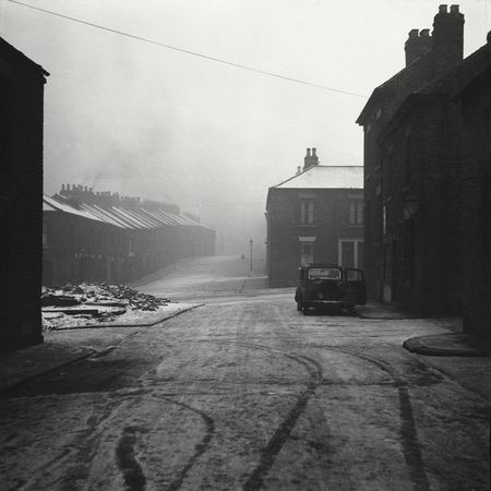 Winter 1956 - Scotswood Road - Photography - Amber Online
