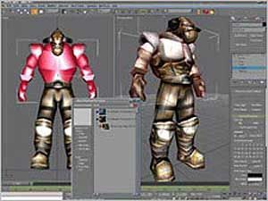 Gmax Is A Free 3d Modeling And Animation Tool Based On Award Winning Autodesk