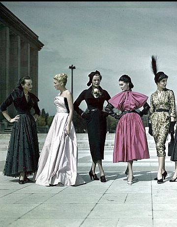 1950 Christian Dior                                                                                                                                                     More