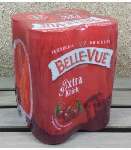 Belle-Vue Extra Kriek 4 x 25 cl Can