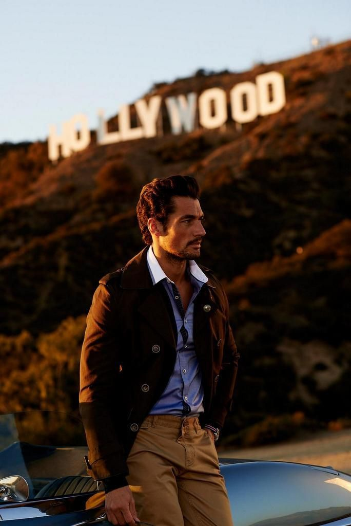 David Gandy for @SELECTED_FH 2014