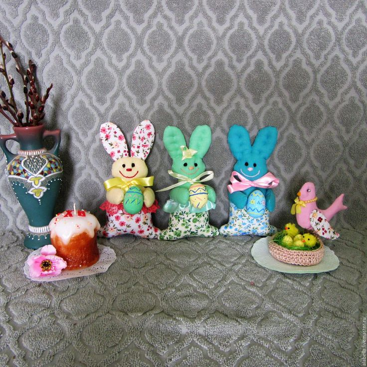 Купить Пасха. Пасхальные подарки - комбинированный, кролик игрушка, пасхальный заяц, Пасхальный кролик