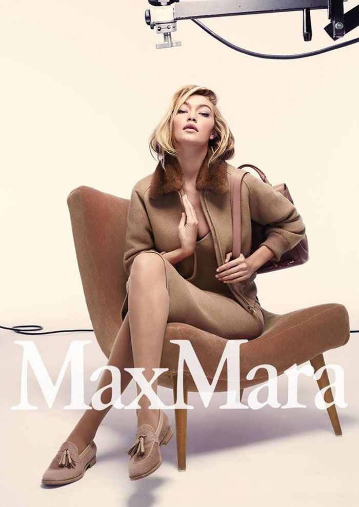 Gigi Hadid for MaxMara