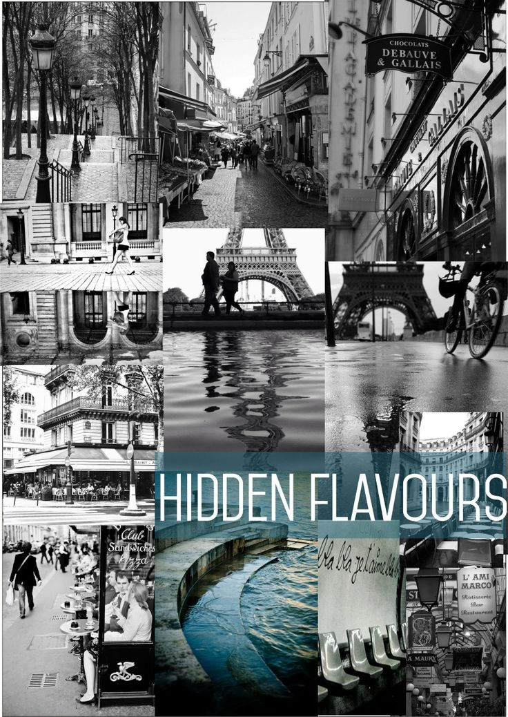 hidden flavours