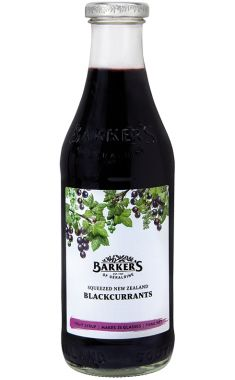 Over 750 blackcurrants are squeezed into each bottle – a natural source of antioxidants including vitamin C in every glass. At Barker's we use a blend of the Magnus and Ben Rua blackcurrant varieties. It is helpful to note that the antioxidant qualities are superior in any blackcurrant varietal and Barker's blackcurrant syrups only contain New Zealand squeezed blackcurrants which are recognised globally as superior fruit. This new look label syrup contains 7% less sugar than our previous…