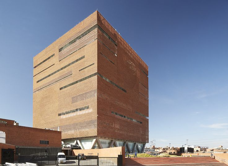 Santa Fe de Bogotá Foundation,© Andrés Valbuena