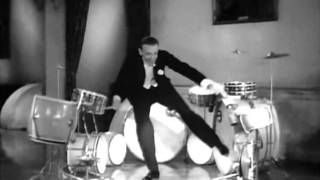 Fred Astaire's Best Scene - A Damsel in Distress, via YouTube.