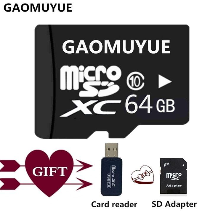 H2testw really capacity Micro sd card & memory card 16GB/32GB/64GB Class10 microsd & mini sd TF card for Driving recorder M