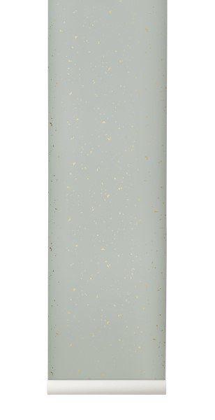 ferm LIVING behang confetti in mint shop je hier online bij DEENS.NL. Jouw online woonwarenhuis met Scandinavische woonaccessoires.