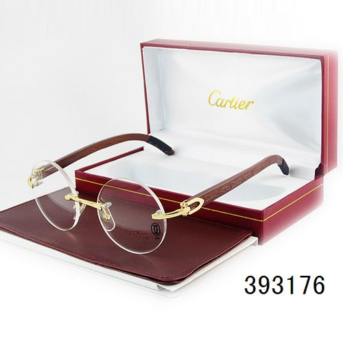 big sales cartier glasses frame 393176 4299 cheapcartiersunglassescom