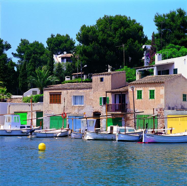 Port de Cala LLonga - Cala D'Or - Island of Mallorca, Spain