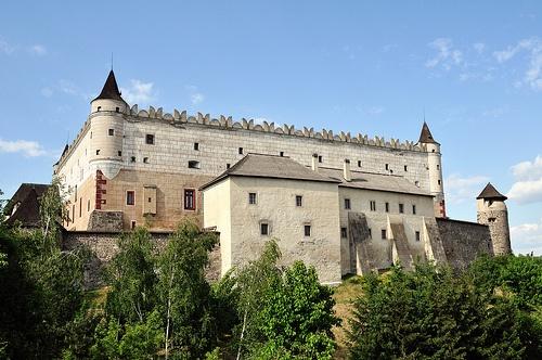 Castle in Zvolen near Hotel Kaskady   #luxury #holiday #hotel #kaskady #Slovakia #caste #Zvolen