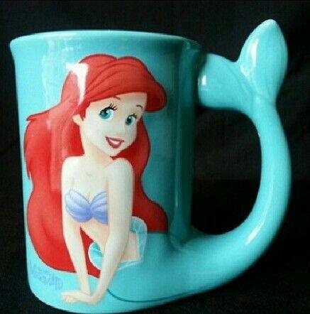 Ariel mug! So cute!