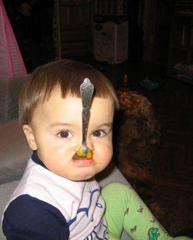 Ребенок-малоешка: ну, как его накормить! И надо ли? / Прикорм