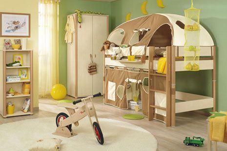 Детские двухъярусные кровати. Как сделать правильный выбор