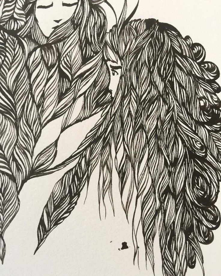 Ashya Lane-Spollen, ink and quill (detail). Newest face is a shy one - and the first with open eyes...!✍ #illustration #illustrator #art #artist #irish #french #ireland #france #artlife #artblog #artblogger #hair #style #quill #ink #draw #drawing #blackandwhite #woman #women #girl #peace #serenity #meditation #sleep #dream