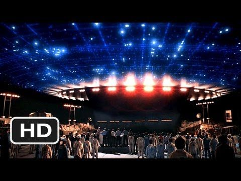 Close Encounters of the Third Kind (6/8) Movie CLIP - Communicating with the Mothership (1977) HD  ***** WELCOME FRIENDS *****