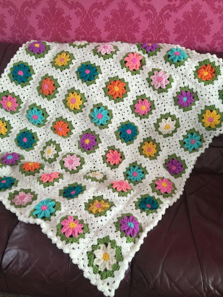 A personal favourite from my Etsy shop https://www.etsy.com/uk/listing/544617705/granny-square-blanket-deken-coperta
