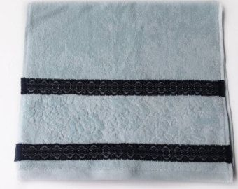 Mint Decorative Towel, Kitchen towel Gift for Her, Mint Green towel,  New home gift  House warming Gift, Spa Gift Basket by blingscarves. Explore more products on http://blingscarves.etsy.com