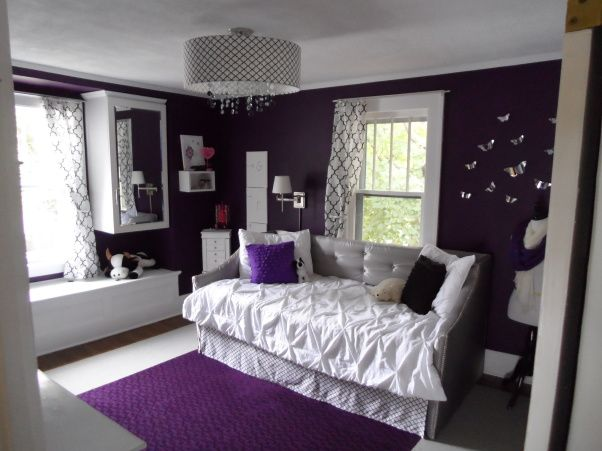Preteen bedroom with glam and room for crafting - Girls' Room Designs - Decorating Ideas - HGTV Rate My Space