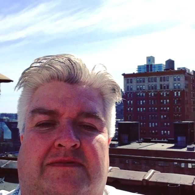 """New York, you've got us in a spin! #Dizzy #NYC #OceansRoadTrip15"""