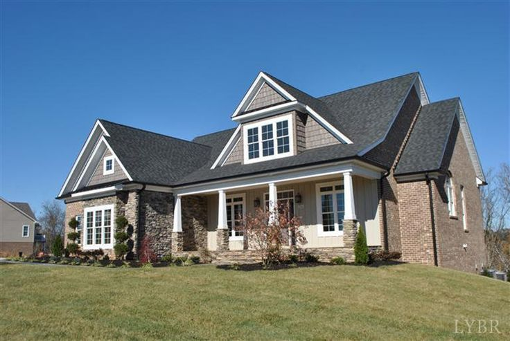 Brick and shake combinations google search home for Austin stone siding