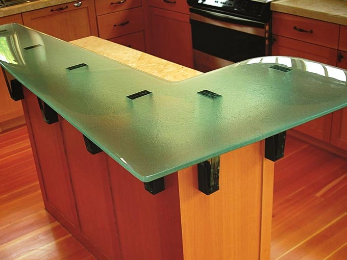 43 Best Countertop Glass Images On Pinterest