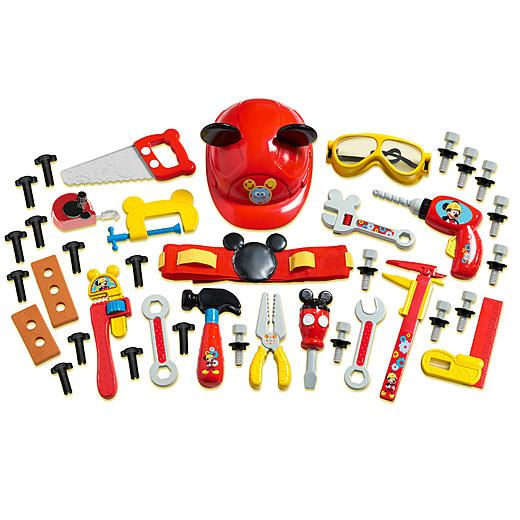 Mickey Mouse Clubhouse - Mickey's Mousekadoer Tool Set