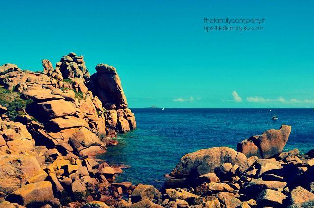 Bretagna con bambini: l'itinerario - Saluti dalla costa di Granito Rosa  Brittany with kids: greetings from Pink Granite Coast