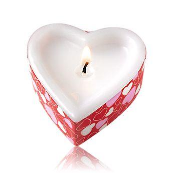 Heart Candle    Svíčka Heart