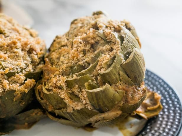 Stovetop Stuffed Artichokes Recipe | Trisha Yearwood | Food Network