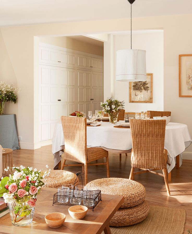 Más de 25 excelentes ideas populares sobre decoración de comedor ...