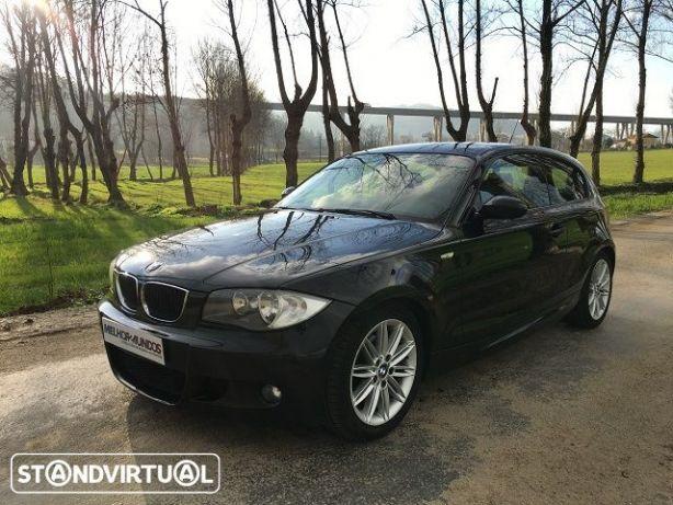BMW 118 D Coupé Pack M preços usados