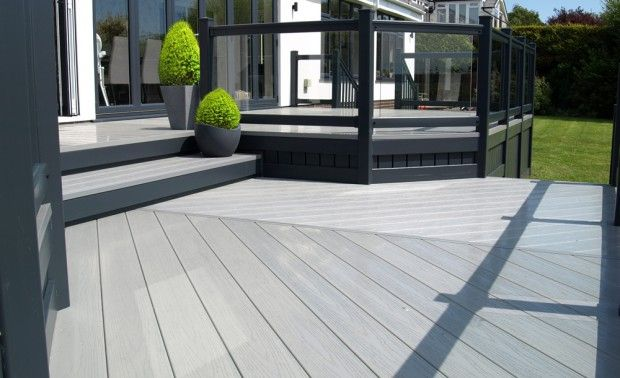 grey decking - Google Search