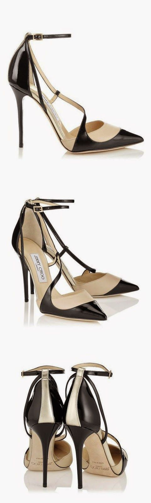 Emmy DE * Jimmy Choo MUTYA Cruise Collection 2015