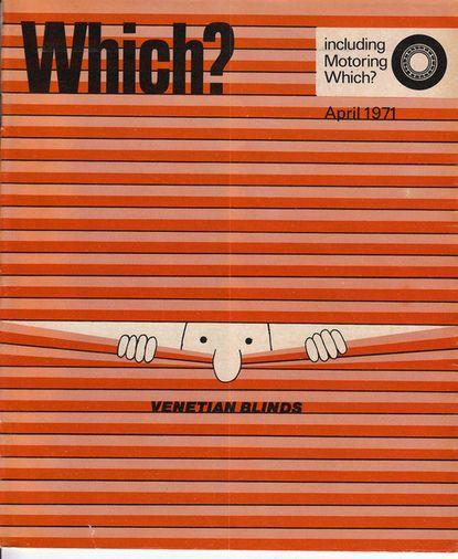 Which? Magazine cover