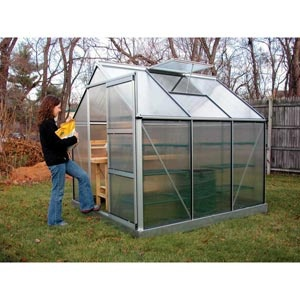 Greenhouse gardening 099 - 1000 Ideas About Small Greenhouse On Pinterest
