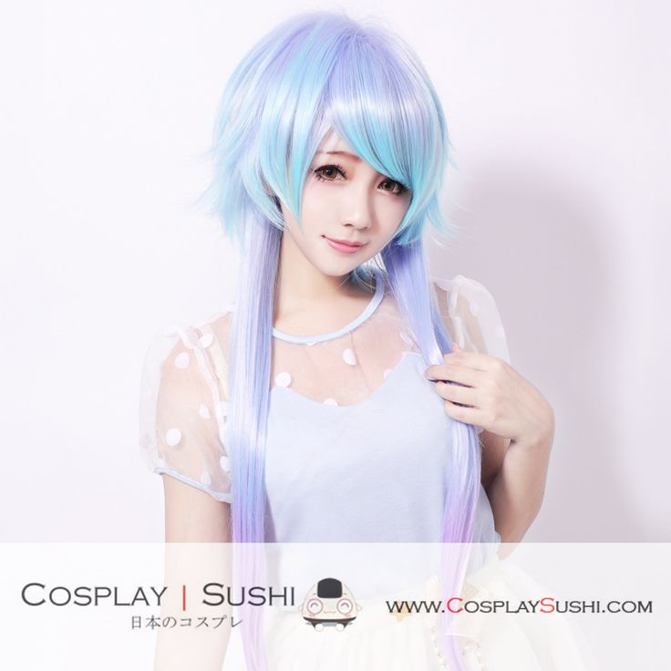 Get our Amaya Cotton Candy Shinjuku Wig! SHOP NOW: http://bit.ly/1toDc9l Follow Cospay Sushi for more cosplay ideas! #cosplaysushi #cosplay #anime #otaku #cute #kawaii #cottoncandy #shinjuku #wig #amaya #fashion #design #style #hairstyle #hair