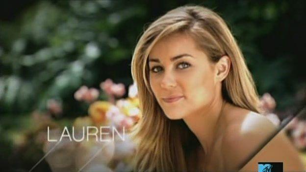 Lauren opening credit - the-hills Photo