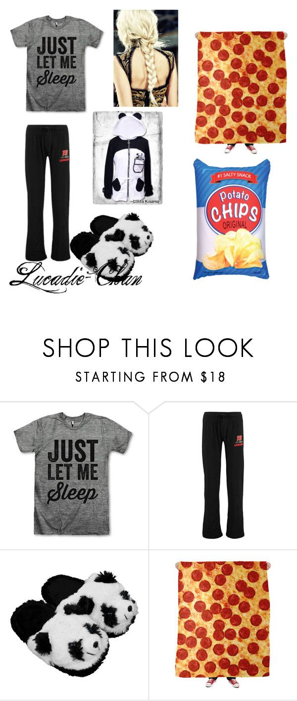 Sleepover style! by lucadie-chan on Polyvore featuring interior, interiors, interior design, home, home decor, interior decorating, Iscream, Concepts Sport and TradeMark