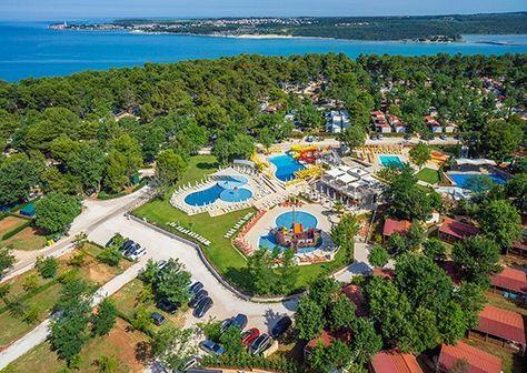 Camping Lanterna Poreč, Istrien | Kroatien Campingplätze