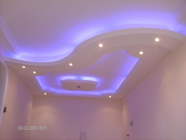 DRYWALL CIELO-RASO by DECORACIONES INTEGRALES, via Flickr