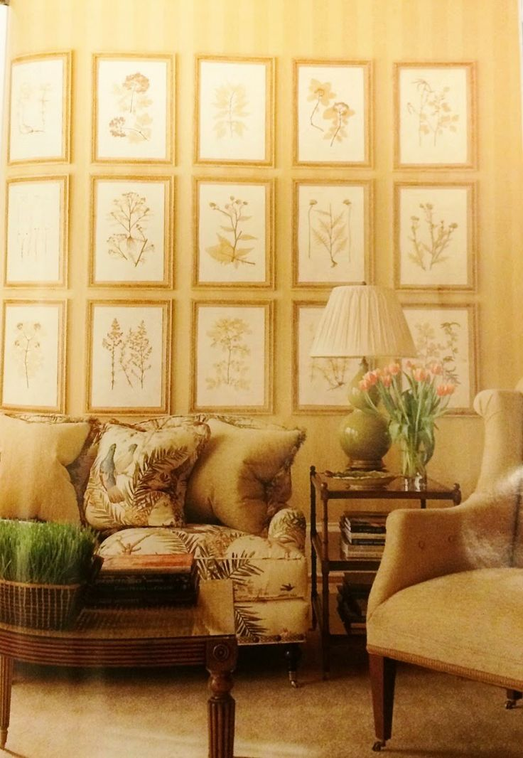 Color Outside the Lines: Who Decorated The House From Chrisley Knows Best? brunschwig & fils fabric