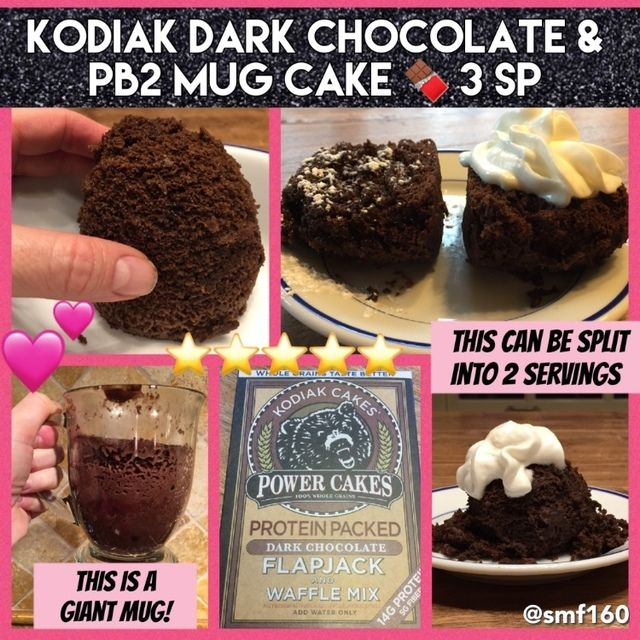 Kodiak Cakes Recipe Mug